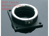 Mount Adapter for Canon EOS EF EF-S lens to RED Epic Scarlet-X cinema camera