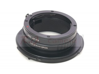 Minolta Sony AF MA alpha lens Mount adapter for Sony FZ (F3, F5, F55) movie camera