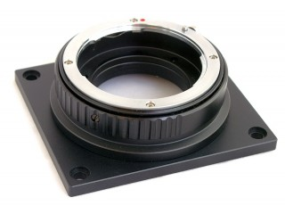 Mount Adapter for Nikon G F AIS AI lens to RED Epic Scarlet-X cinema camera