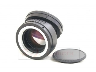 M42 lens mount focal reducer speed booster adapter to Sony NEX 5 6 7 FS700 FS100 VG20 EA50