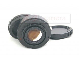 MD Minolta MC lens focal reducer speed booster adapter to Sony NEX 5 6 7 FS700 FS100 VG20 EA50